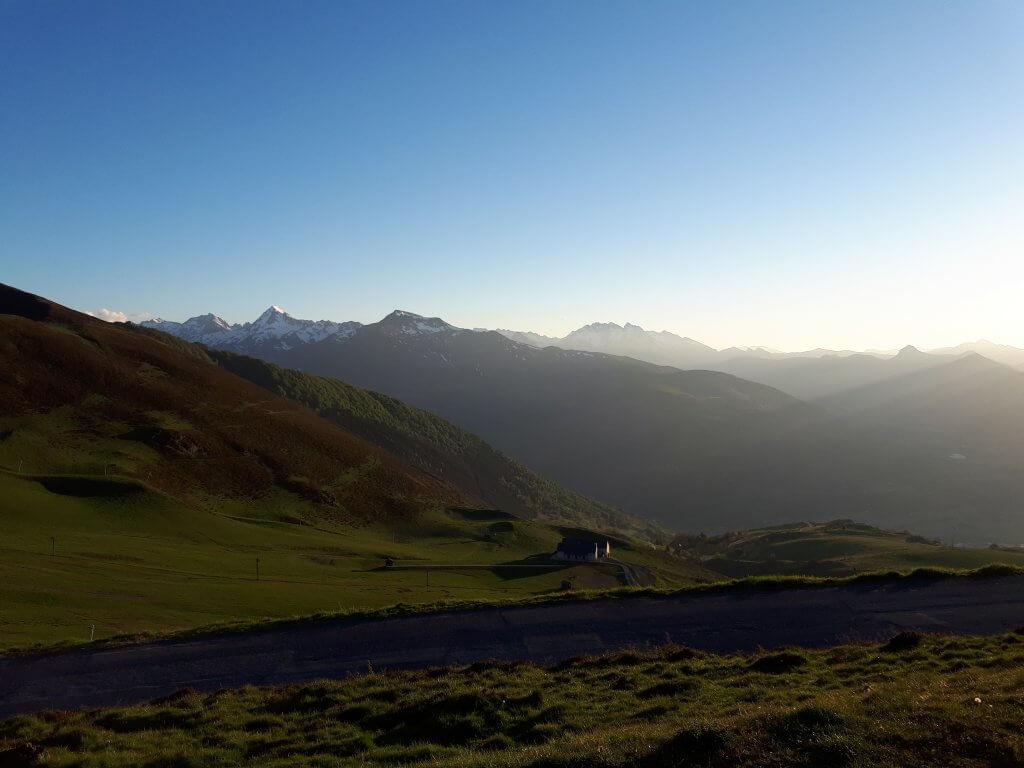 Montagnes d'Hautacam
