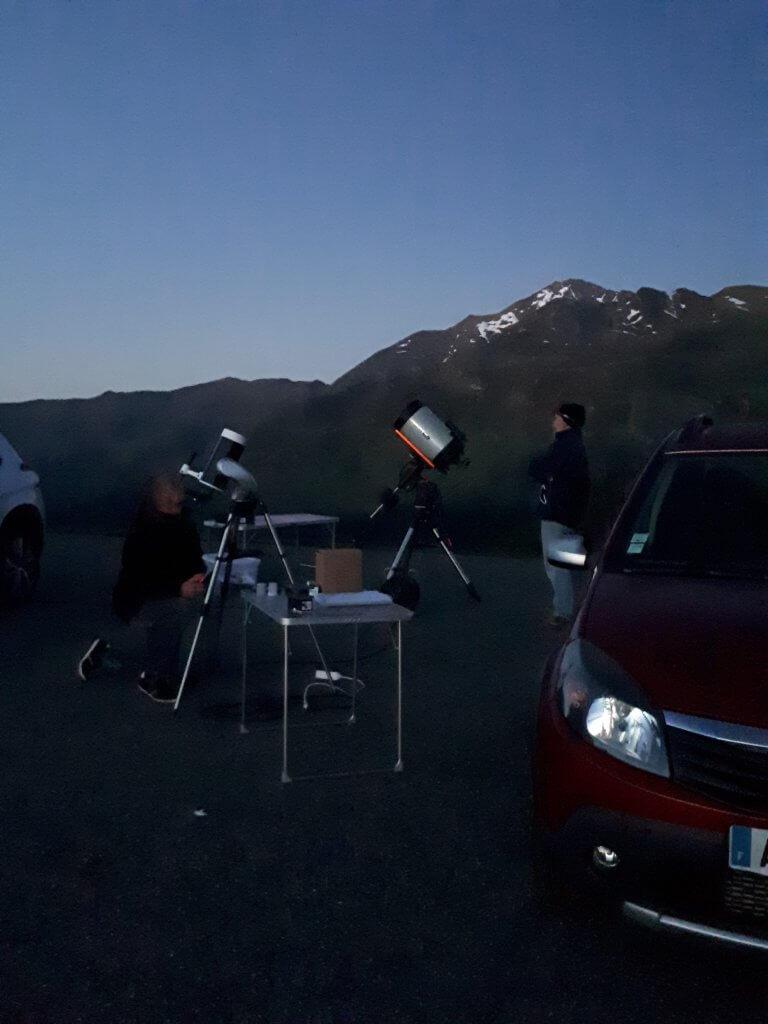 Club d'astronomie d'Hautacam
