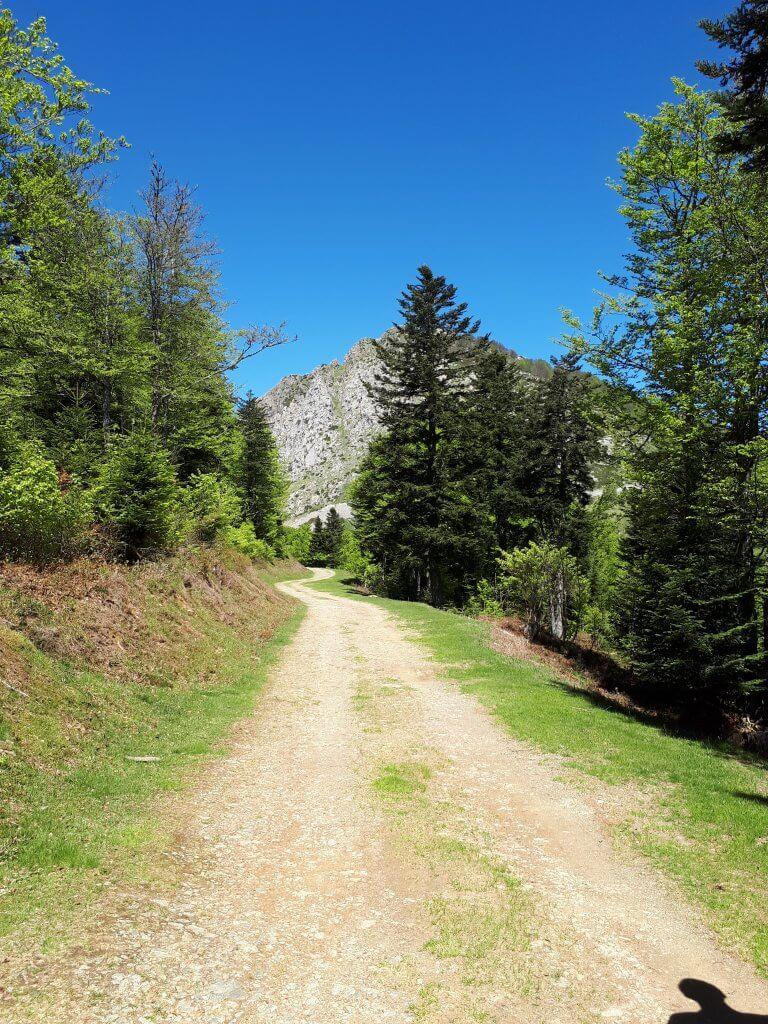 Sentier de randonnée du Val D'Azun