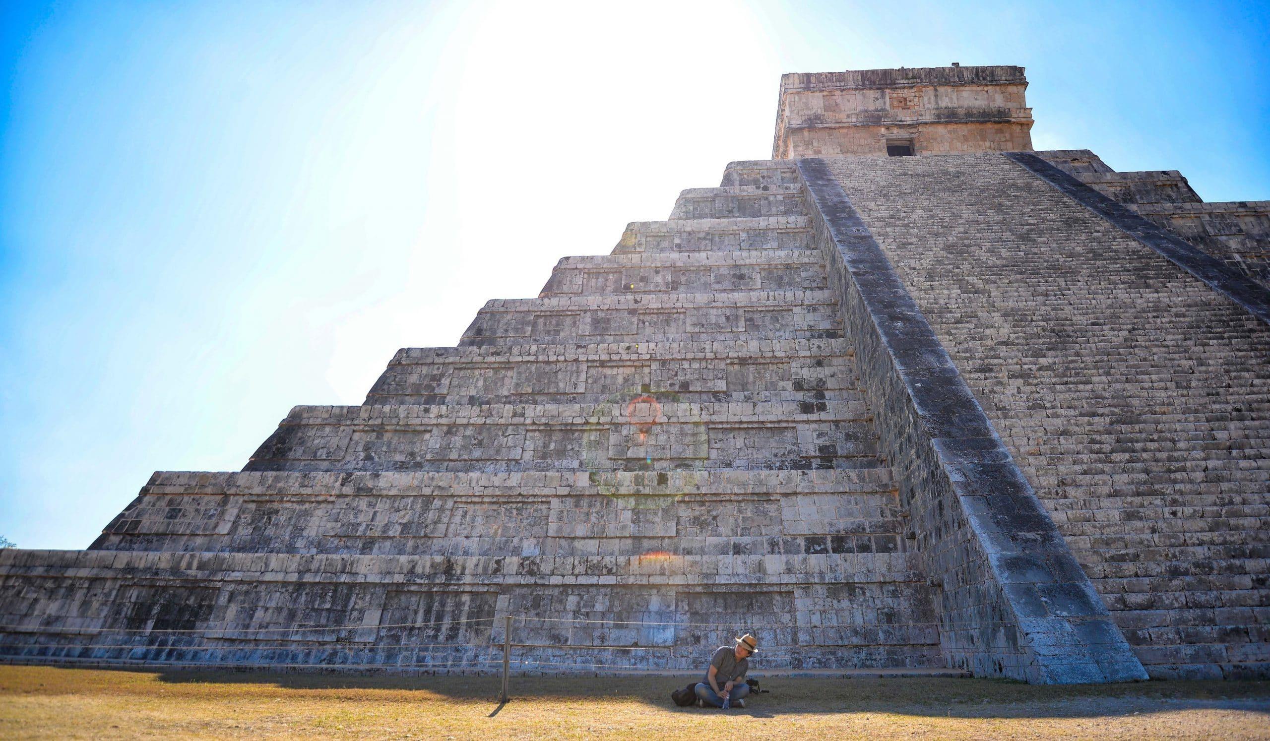 Pyramide de Chicken Itza
