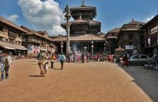 La cité médiévale de Bhaktapur