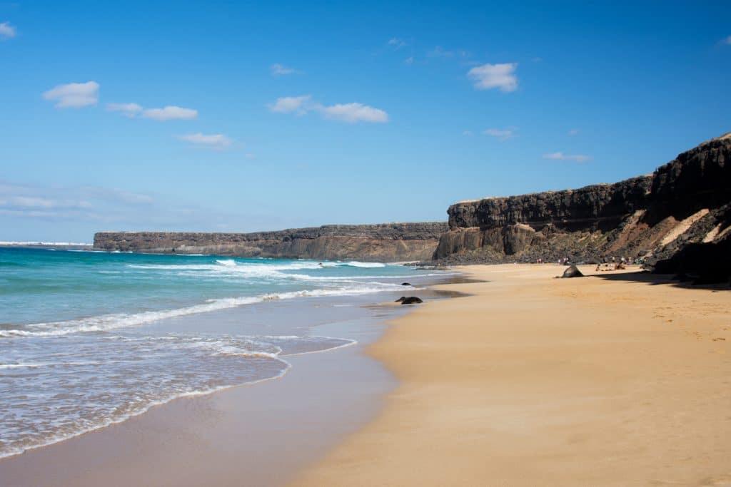 Plade d'El Cotillo à Fuerteventura