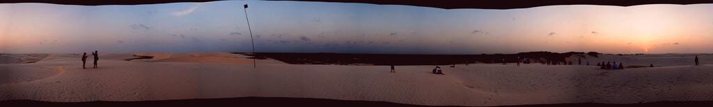 Panorama assemblé par Fabio
