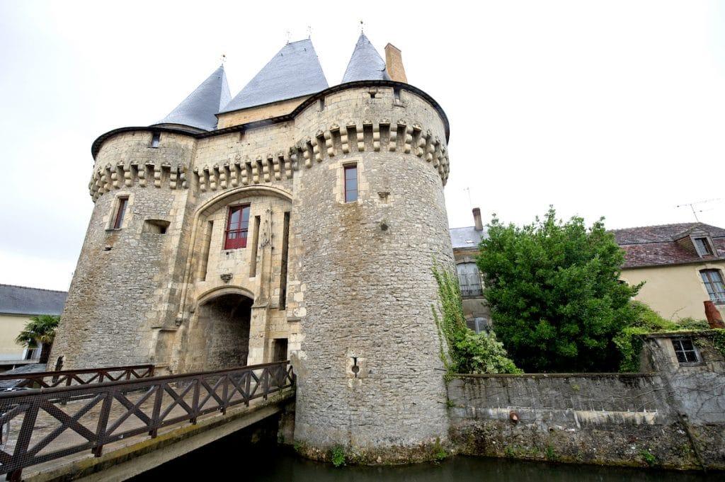 Château de Saint-Jean à Nogent-le-Rotrou