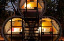 Le Tubohotel vous héberge au fond d'une canalisation