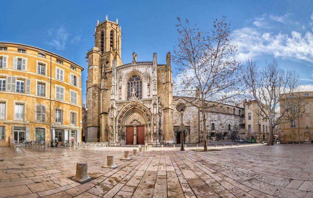 Cathédrale Saint-Sauveur à Aix en Provence