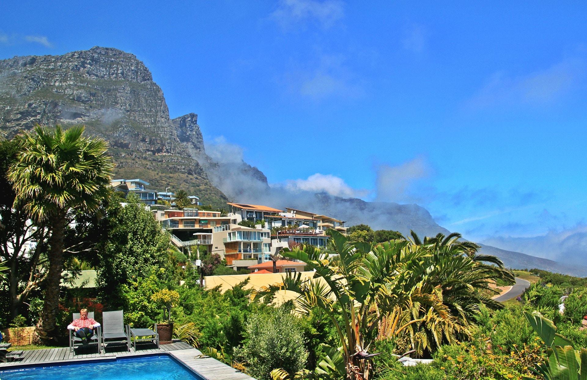 Baie de Camps à Cape Town