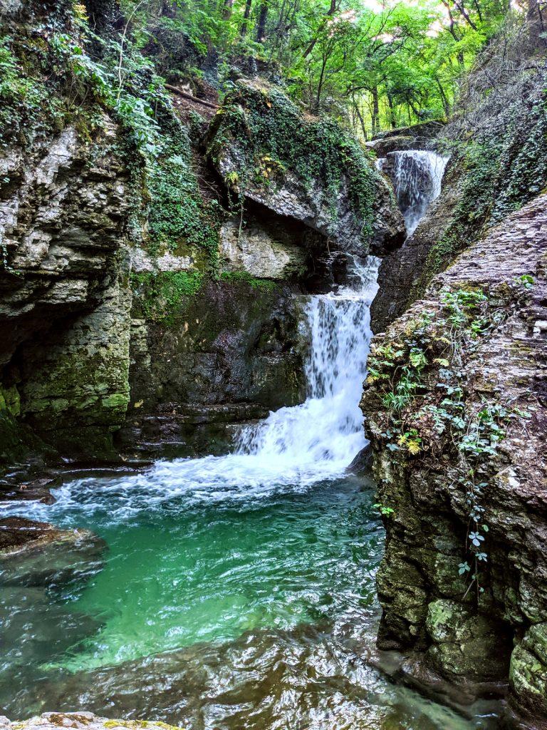 Cascade de Sassenage