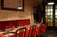 """Salle du restaurant """"Il Gusto""""  - 134 rue de Charenton - Paris 12"""