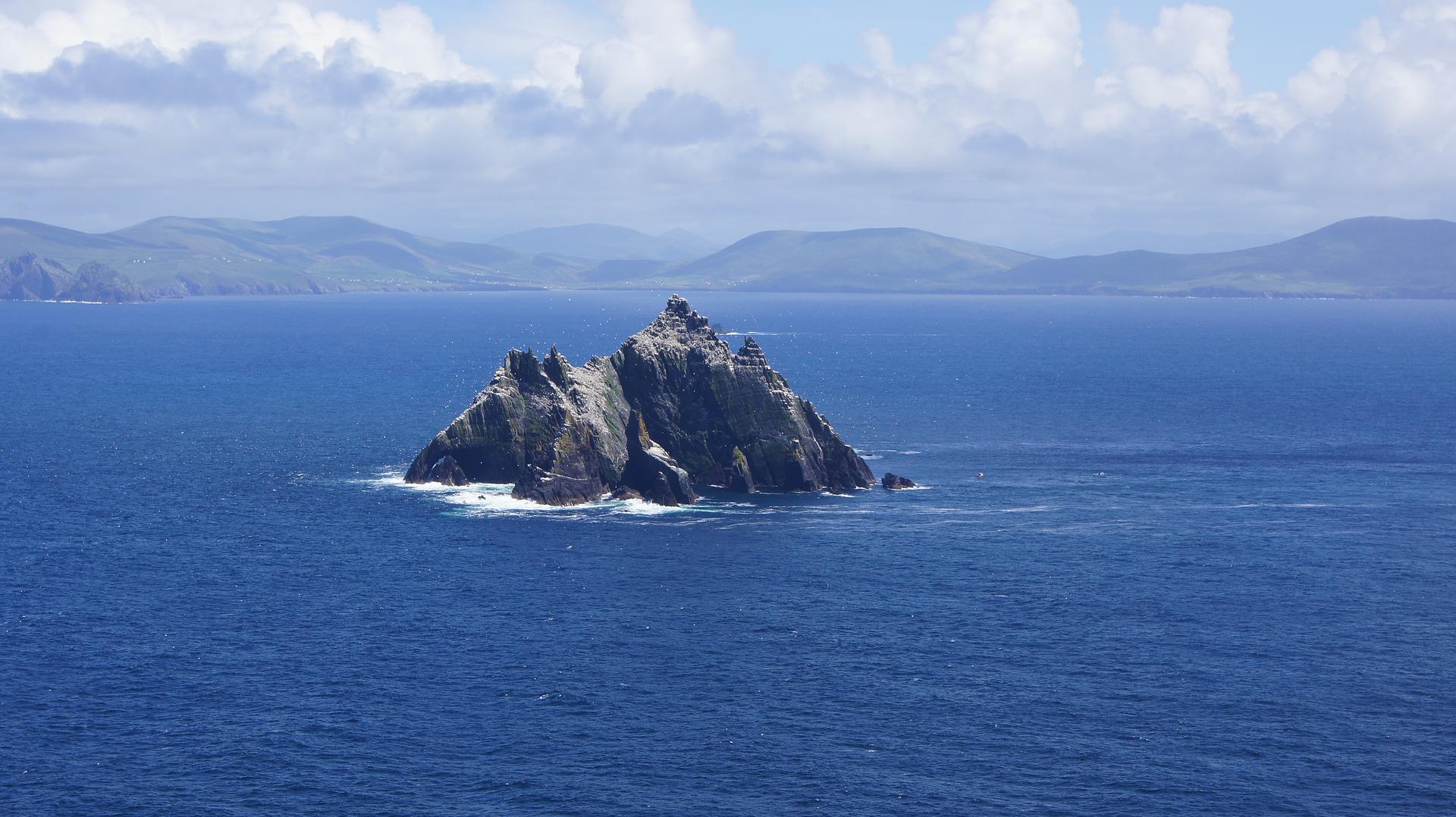 Little Skellig, l'île interdite