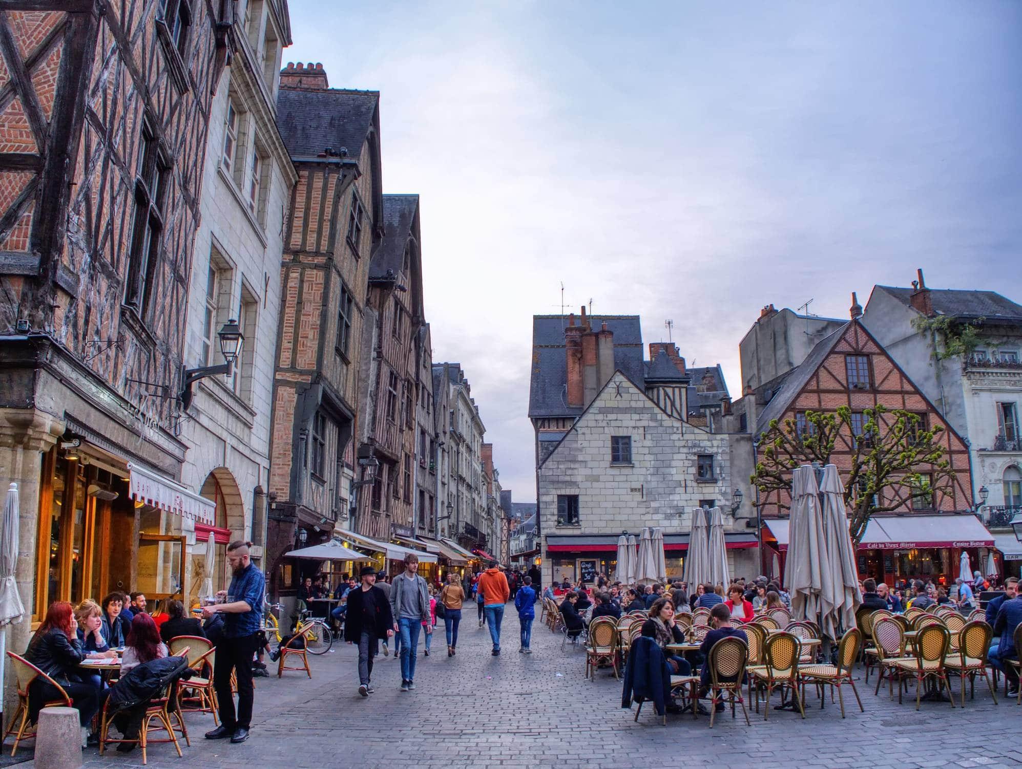 vacances en Touraine