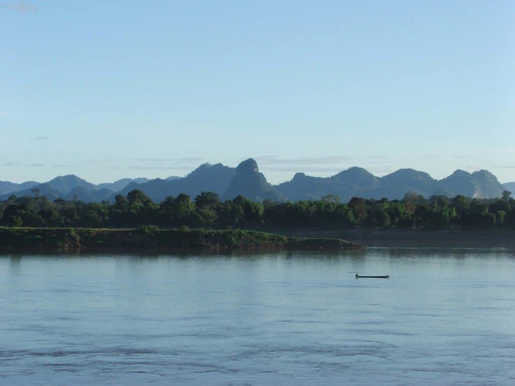 Mekong au Laos