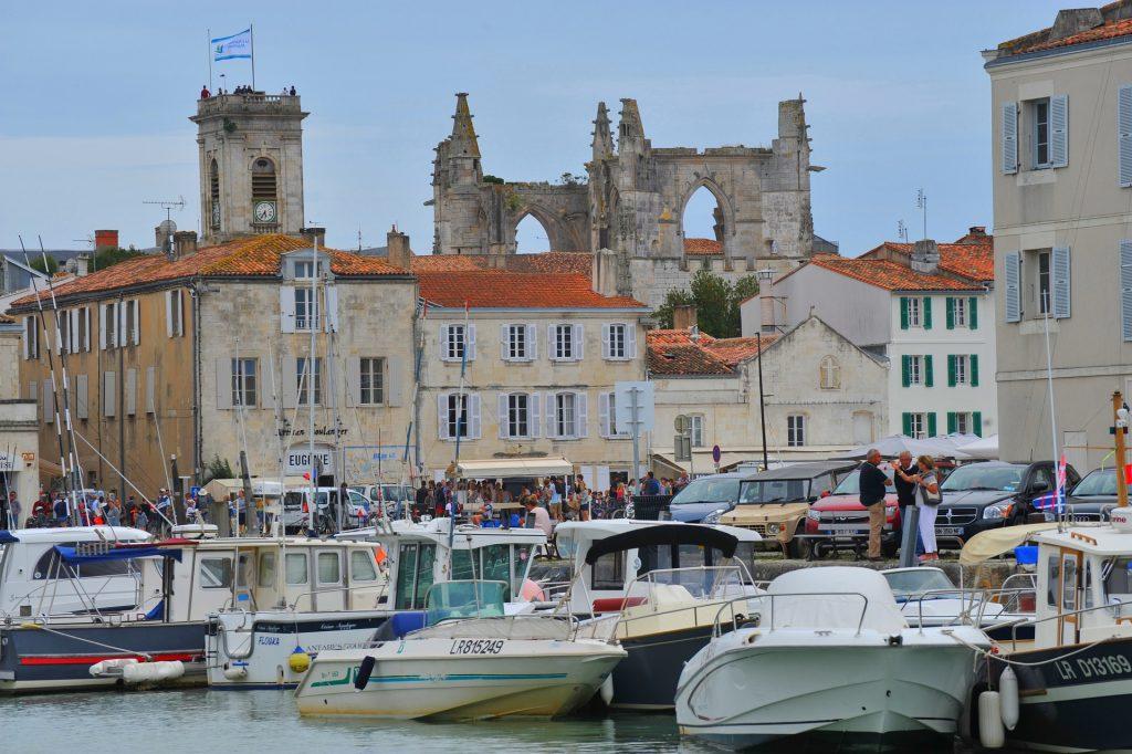 Port de Saint-Martin.