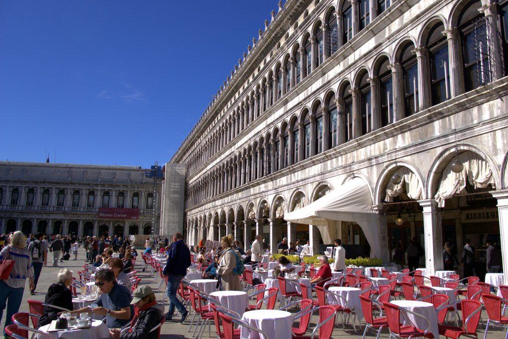 Café Florian, le plus ancien café de Venise